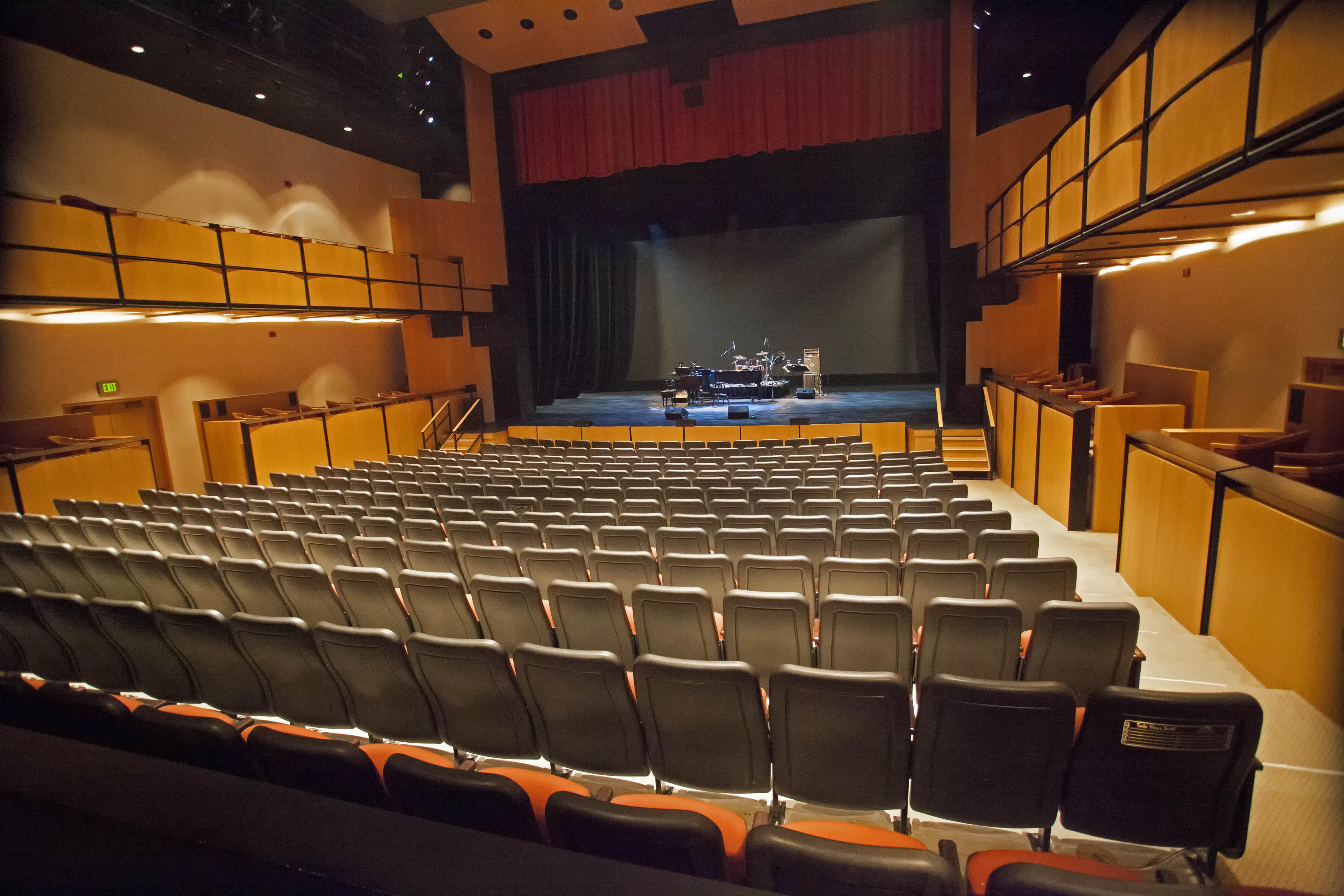 spencer inside theater 2