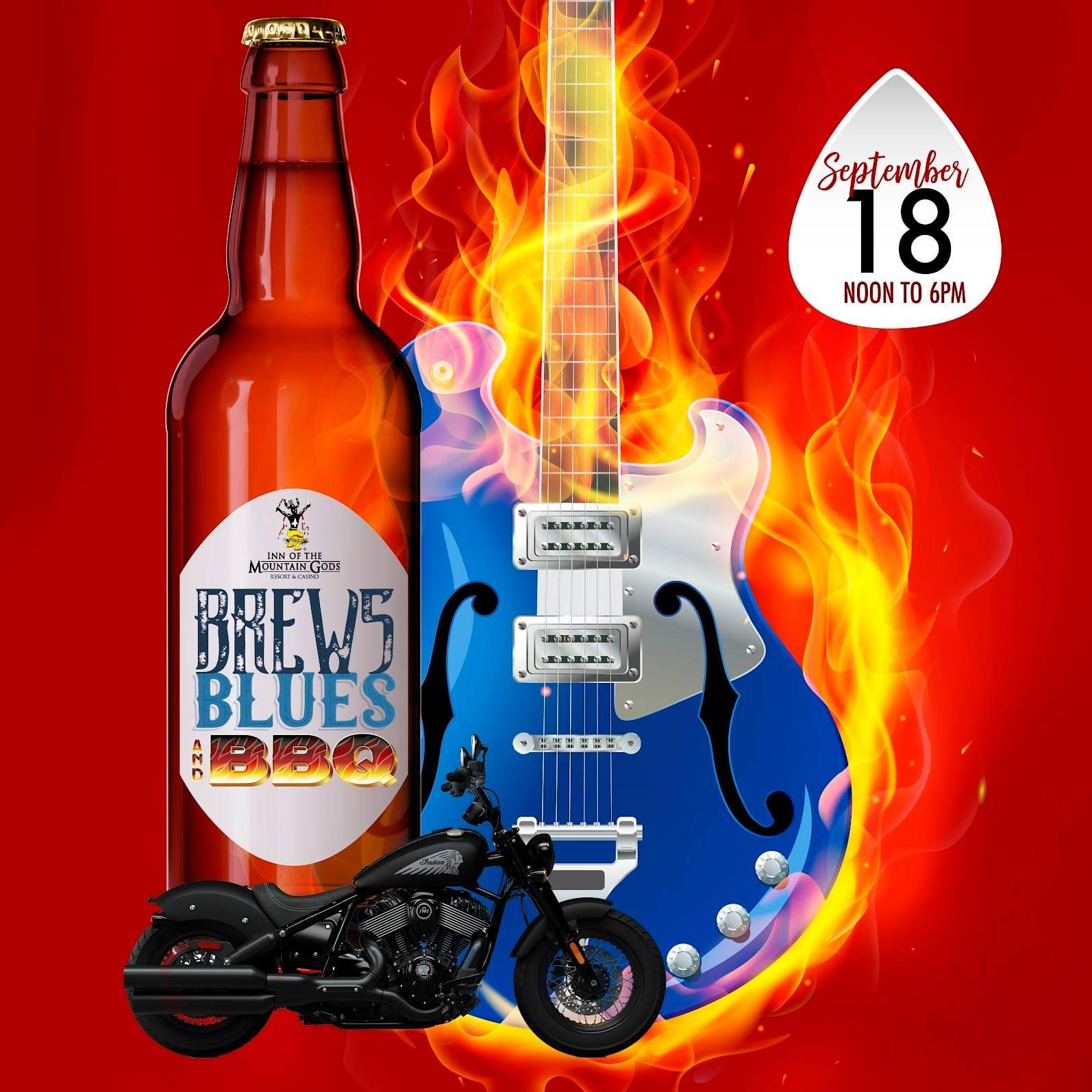 Blues, Brews, and BBQ 2021